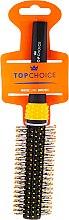 Parfumuri și produse cosmetice Perie Brushing, 2083, galben negru - Top Choice
