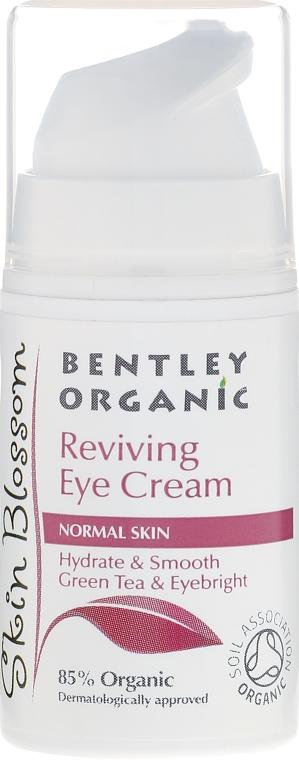 Cremă pentru pielea din jurul ochilor - Bentley Organic Skin Blossom Reviving Eye Cream — Imagine N1