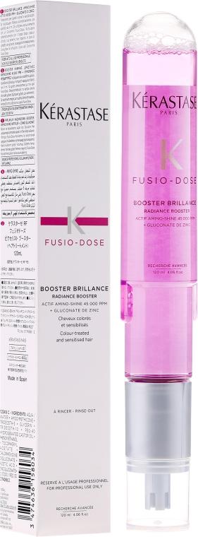 Booster pentru strălucirea părului - Kerastase Fusio Dose Booster Brillance Radiance — Imagine N1