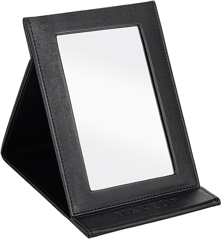 Oglindă tip carte, neagră - MakeUp Tabletop Cosmetic Mirror Black