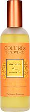 """Parfumuri și produse cosmetice Aromă pentru casă """"Mandarin si Yuzu"""" - Collines de Provence Mandarin & Yuzu"""