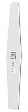 Parfumuri și produse cosmetice Pilă de unghii - Ilu White Diamond File Grid 180/240