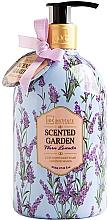 Parfumuri și produse cosmetice Săpun lichid pentru mâini - IDC Institute Scented Garden Hand Wash Warm Lavender
