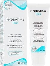 Parfumuri și produse cosmetice Cremă hidratantă de zi - Synchroline Hydratime Plus Day Face Cream