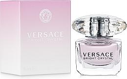 Parfumuri și produse cosmetice Versace Bright Crystal - Apă de toaletă (mini)