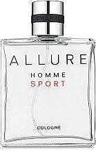 Chanel Allure homme Sport Cologne - Apă de colonie — Imagine N2