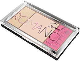 Parfumuri și produse cosmetice Paletă de machiaj - Bell Sweet Romance Face Palette