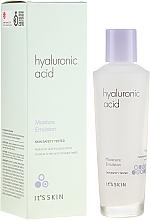 Parfumuri și produse cosmetice Emulsie facială cu acid hialuronic - It's Skin Hyaluronic Acid Moisture Emulsion