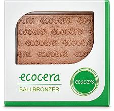 Parfumuri și produse cosmetice Pudră bronzantă pentru față - Ecocera Face Bronzer