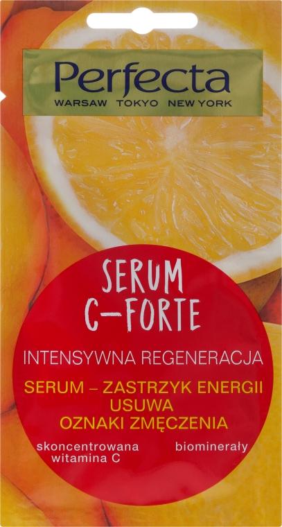 Ser pentru față - Dax Cosmetics Perfecta C-Forte Serum (mostră)