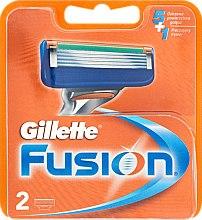 Parfumuri și produse cosmetice Casete de rezervă pentru aparat de ras - Gillette Fusion