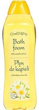 """Spumă de baie """"Mușețel"""" - Bluxcosmetics Naturaphy Bath Foam"""