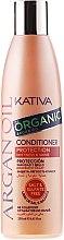 Parfumuri și produse cosmetice Balsam hidratant pentru păr cu ulei de argan - Kativa Argan Oil Conditioner