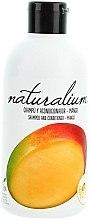 "Parfumuri și produse cosmetice Șampon-balsam pentru păr ""Mango"" - Naturalium Shampoo And Conditioner Mango"