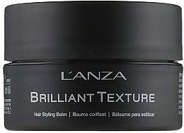 Parfumuri și produse cosmetice Balsam pentru modelarea părului - L'anza Healing Style Brilliant Texture Balm