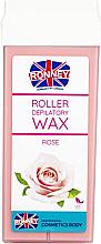 """Parfumuri și produse cosmetice Ceară depilatoare, cartuș """"Rose"""" - Ronney Professional Wax Cartridge Rose"""