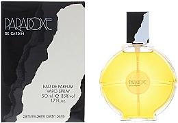 Parfumuri și produse cosmetice Pierre Cardin Paradoxe - Apă de parfum