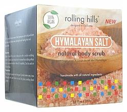 """Parfumuri și produse cosmetice Scrub pentru corp """"Sare de Himalaya"""" - Rolling Hills Gommage Corps Naturel"""