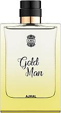 Parfumuri și produse cosmetice Ajmal Gold Man - Apă de parfum