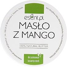 Parfumuri și produse cosmetice Ulei organic de mango 100% - Esent