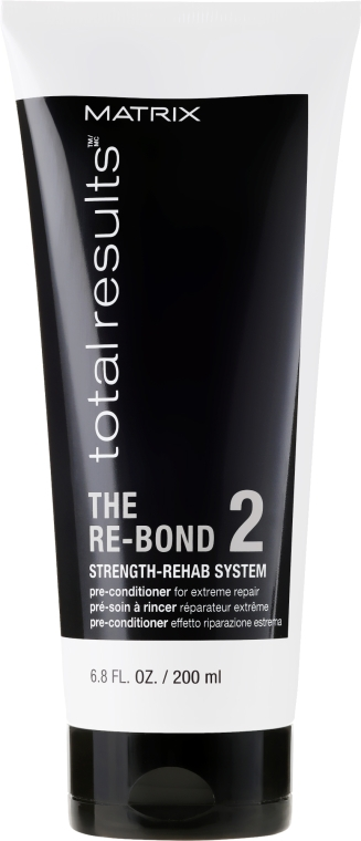 Balsam pentru păr uscat și deteriorat - Matrix Total Results The Re-Bond