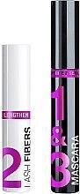 Parfumuri și produse cosmetice Set rimeluri - Wet N Wild Lash-O-Matic Fiber Mascara Extension Kit