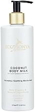 Parfumuri și produse cosmetice Lapte din nucă de cocos pentru corp - Eco by Sonya Coconut Body Milk