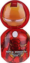 Parfumuri și produse cosmetice Gel de duș pentru copii - Corsair Marvel Avengers Iron Man Bath&Shower Gel