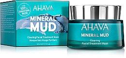 Parfumuri și produse cosmetice Mască de față - Ahava Mineral Mud Clearing Facial Treatment Mask