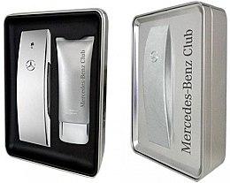 Parfumuri și produse cosmetice Mercedes-Benz Mercedes-Benz Club - Set (edt/100ml + sh/gel/75ml)
