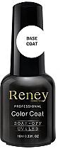 Parfumuri și produse cosmetice Bază pentru gel-lac - Reney Cosmetics Coat Base
