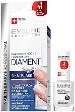 Parfumuri și produse cosmetice Tratament pentru întărirea unghiilor - Eveline Cosmetics Nail Therapy Professional