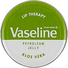 """Parfumuri și produse cosmetice Balsam de buze """"Aloe"""" - Vaseline Lip Therapy Aloe Vera Lips Balm"""