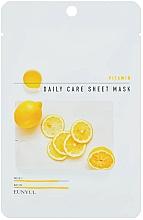 Parfumuri și produse cosmetice Mască revitalizantă cu vitamina B5 pentru față - Eunyu Daily Care Sheet Mask Vitamin