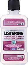 Parfumuri și produse cosmetice Agent de clătire pentru cavitatea bucală - Listerine Professional Gum Treatment Mouthwash