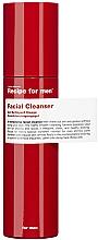 Parfumuri și produse cosmetice Gel de spălare - Recipe For Men Facial Cleanser