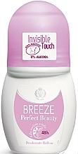 Parfumuri și produse cosmetice Breeze Perfect Beauty Deo Roll-On 50 48h - Deodorant Roll-On