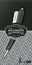 Parfumuri și produse cosmetice Aparat de ras + 5 buc., casete de rezervă - Wilkinson Sword Vintage Edition Cut Throat