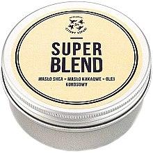 Parfumuri și produse cosmetice Cremă Unt de corp Super Blend - Cztery Szpaki