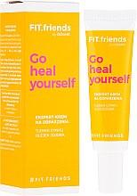 Parfumuri și produse cosmetice Cremă de corp împotriva iritațiilor - AA Fit.Friends Go Heal Yourself Ekspert Cream