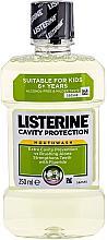 Parfumuri și produse cosmetice Agent de clătire pentru cavitatea bucală - Listerine Cavity Protection Mouthwash