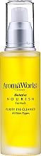Parfumuri și produse cosmetice Soluție de curățare pentru ochi - AromaWorks Nourish Purity Eye Cleanser
