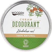 Parfumuri și produse cosmetice Deodorant-cremă - Wooden Spoon Herbalise Me Cream Deodorant
