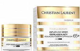 Parfumuri și produse cosmetice Cremă antirid pentru față 65+ - Christian Laurent Pour La Beaute