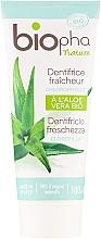 Parfumuri și produse cosmetice Pastă de dinți, cu fluor - Biopha Toothpaste