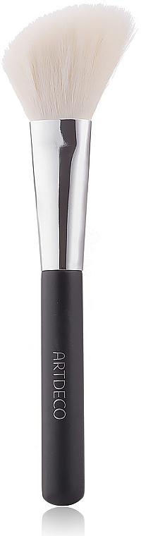 Pensulă pentru aplicarea fardului de obraz - Artdeco Blusher Brush Premium Quality — Imagine N1