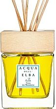 """Parfumuri și produse cosmetice Difuzor de aromă """"Mandarină"""" - Acqua Dell Elba Casa Dei Mandarini Diffuser"""