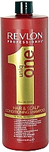 Parfumuri și produse cosmetice Șampon-Balsam pentru păr - Revlon Revlon Professional Uniq One All In One Conditioning Shampoo