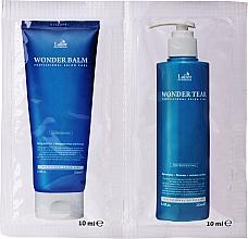 Parfumuri și produse cosmetice Set - La'dor (mask/10ml + cond/10ml)