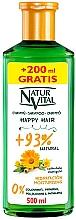 Parfumuri și produse cosmetice Șampon hidratant - Natur Vital Happy Hair Moisturising Shampoo